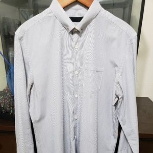 BURBERRY MENS DRESS SHIRT
